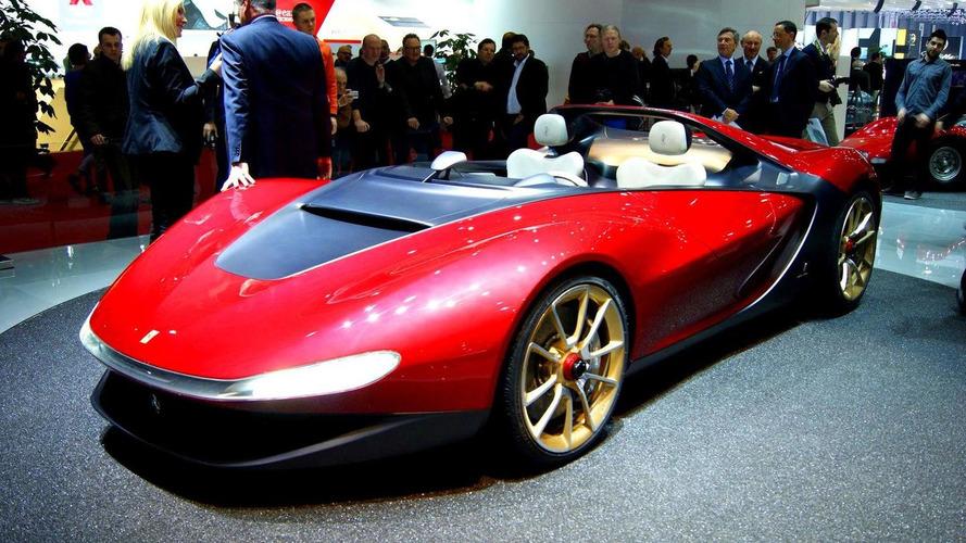 Pininfarina Sergio production confirmed, all six units already sold