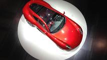 Carrozzeria Touring Superleggera Disco Volante live in Geneva 05.3.2013
