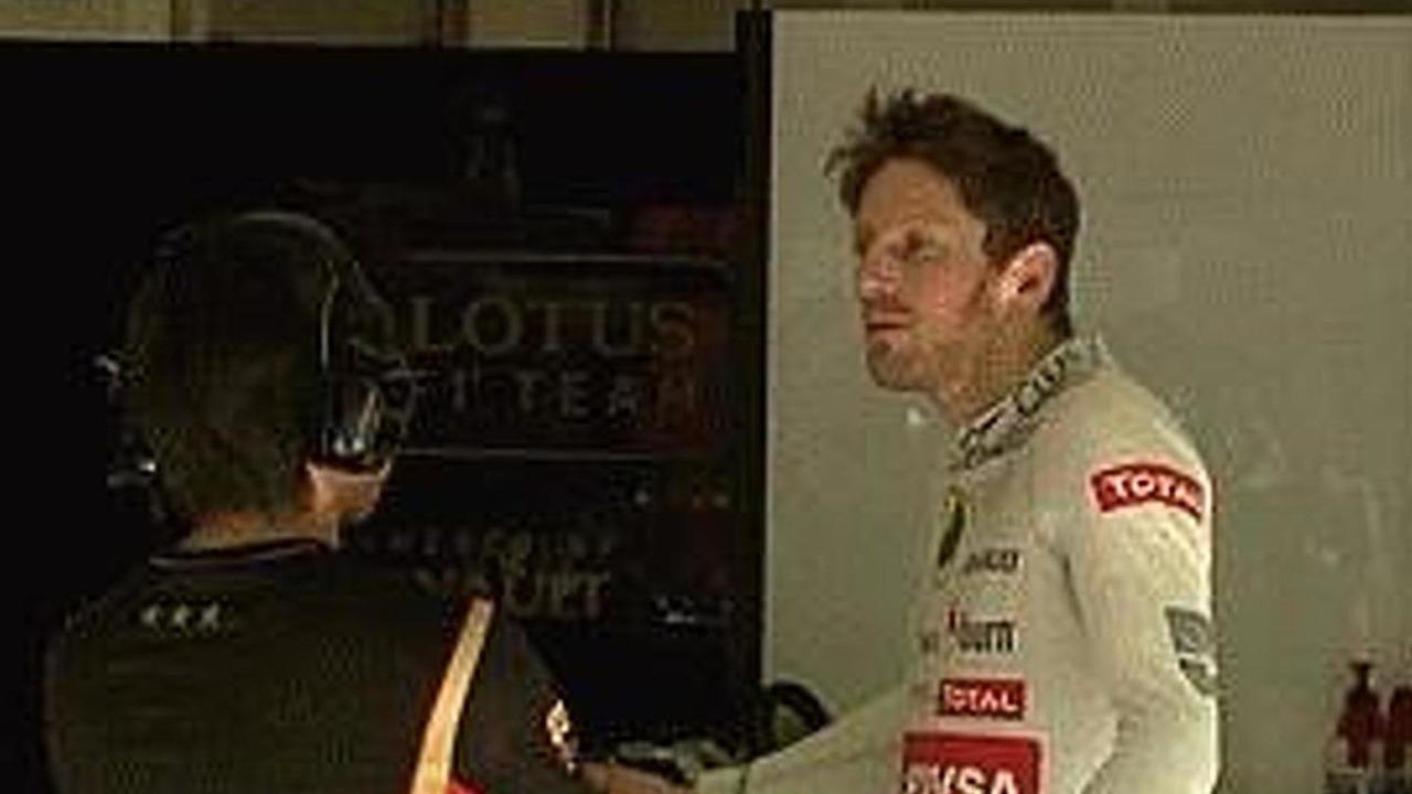 Romain Grosjean (FRA)