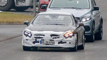 Mercedes-Benz SL facelift spied for the first time