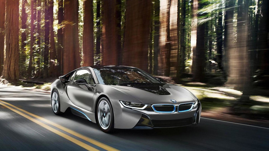 BMW considering butterfly doors on the i5?