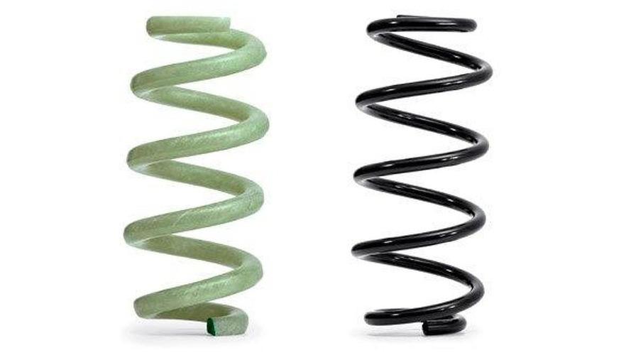 Audi to use lightweight glass fiber-reinforced polymer springs