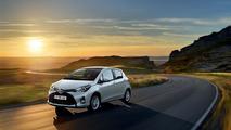 2014 Toyota Yaris (Euro-spec)