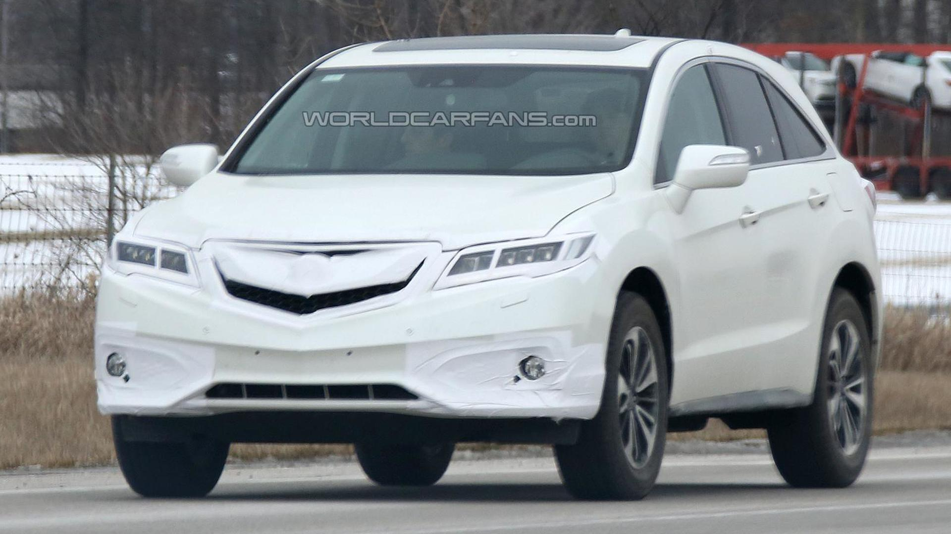with awd rdx exterior acura review video