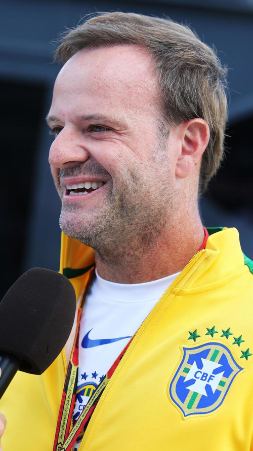 Barrichello rules out Caterham return
