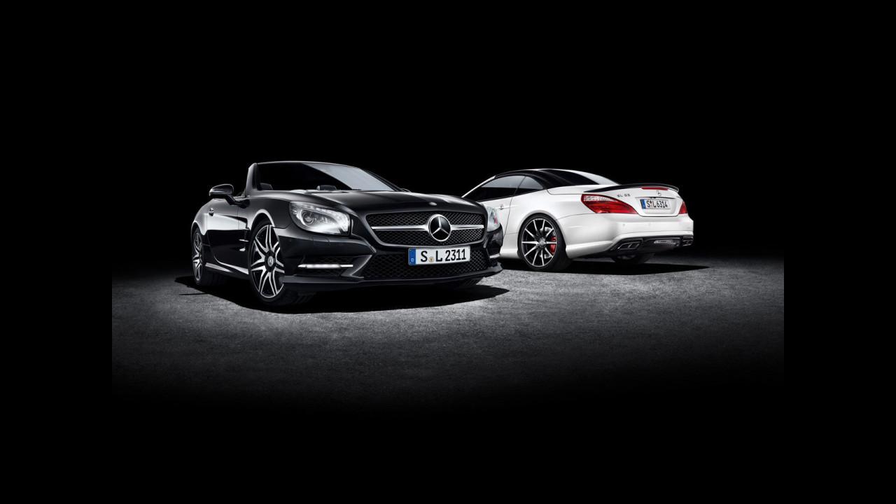 Mercedes SL 2LOOK Edition