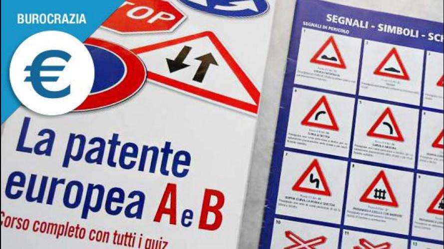 Patente B, ecco come si prende e quanto costa