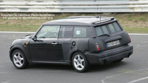 Next Generation MINI Sedan and Wagon Spy Photos