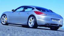 Porsche Panamera Prototype
