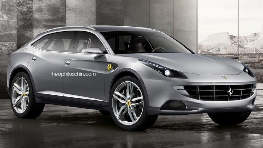 Ferrari SUV: ¡confirmado por Marchionne!