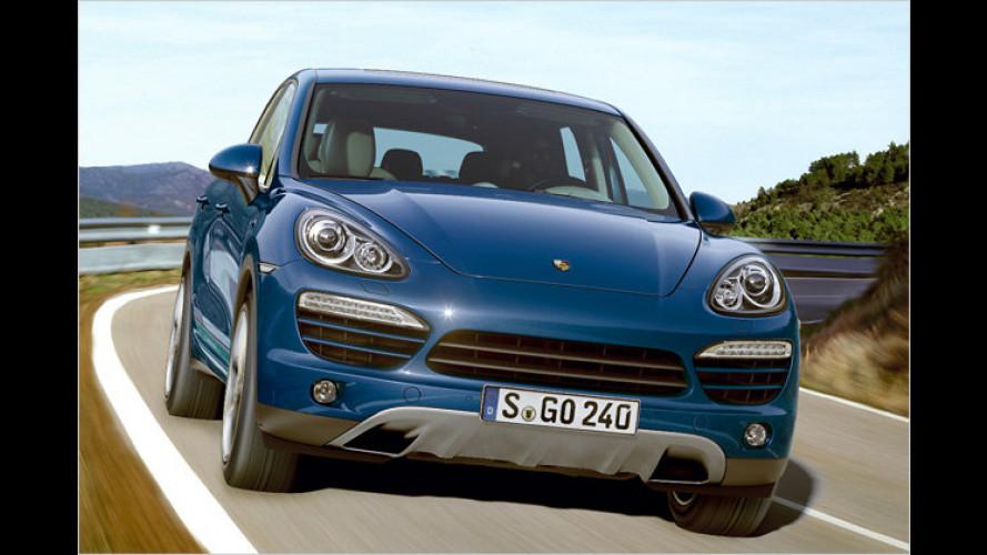 Porsche Cayenne: Sparsame V6-Antriebe sind jetzt da