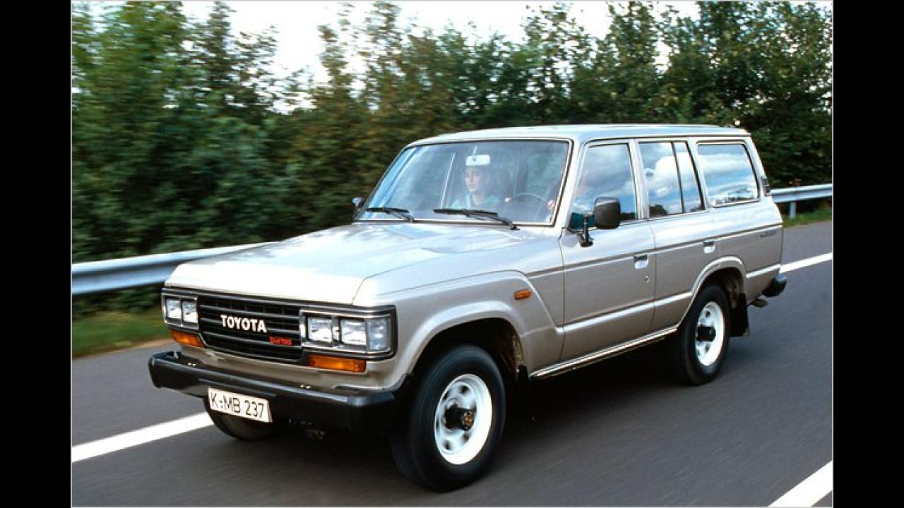 Land Cruiser J6 (1980 bis 1989)