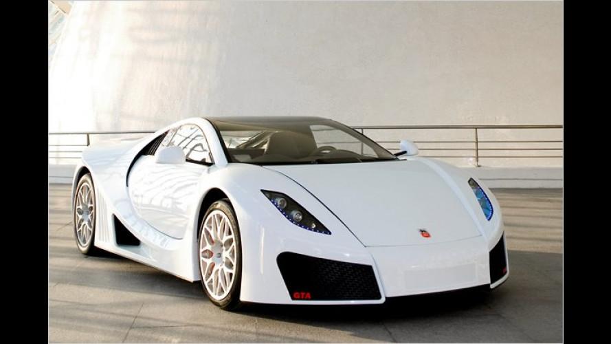 GTA Spano: Hubraum-Monster als Lamborghini-Killer