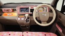 Honda Life Style Study Interior