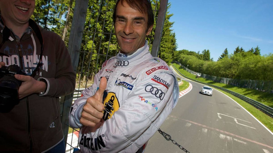 Emanuele Pirro to be F1 steward for 2010 finale