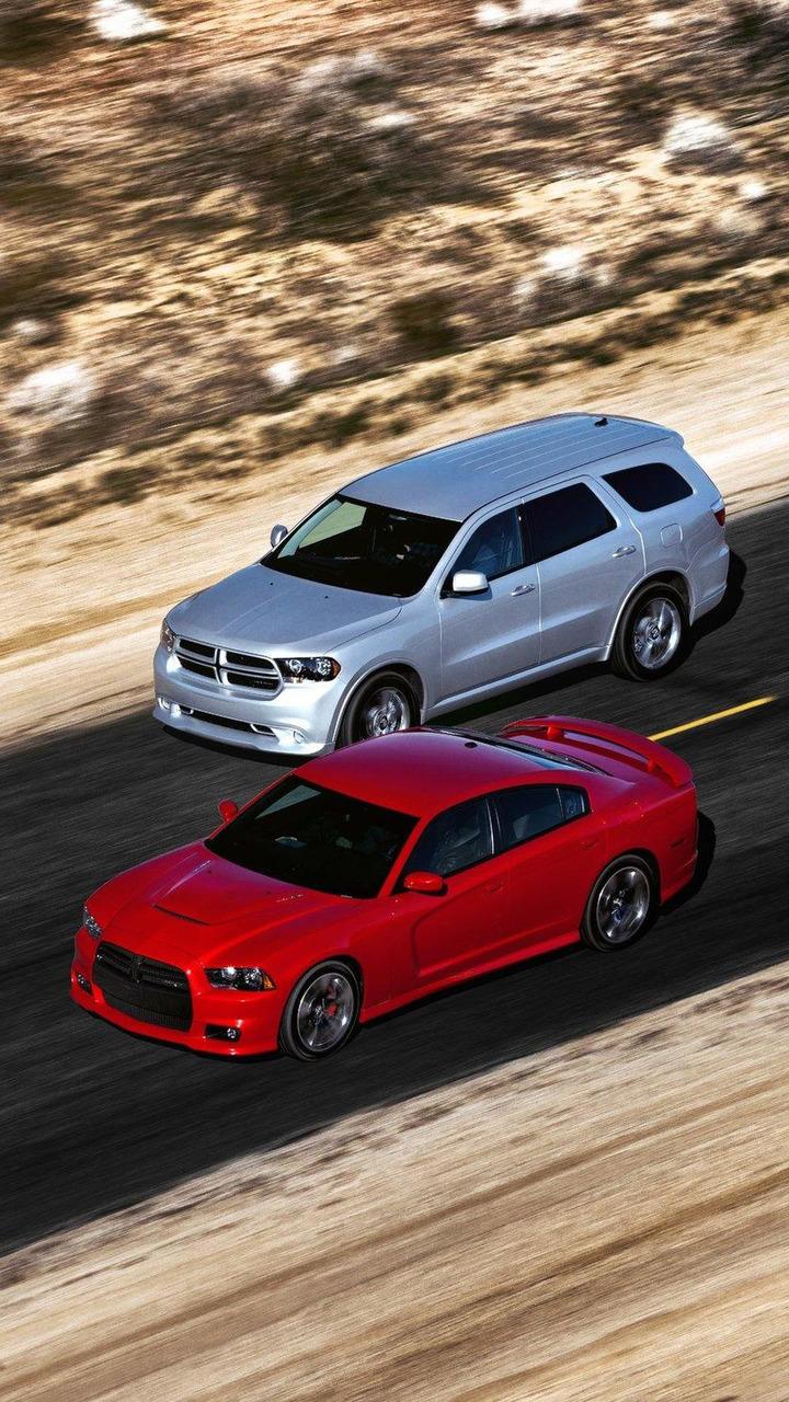 Dodge Charger R/T, Dodge Durango R/T 09.02.2011