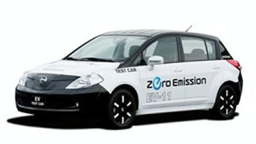 Nissan Previews EV Platform