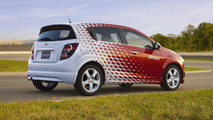 Chevrolet Sonic Z-Spec accessories announced