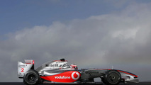 Vodafone McLaren Mercedes MP4-24