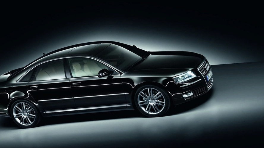 Audi A8 receives new design and equipment packages