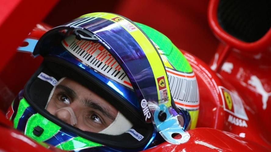Engine change for Ferrari's Massa