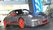 Porsche 911 GT3 RS Powers into Frankfurt