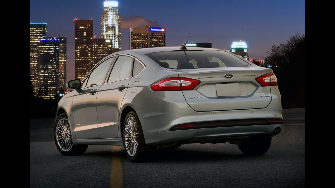 Ford convoca 65 mil Fusion para recall por falha no sistema de ignição