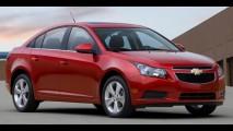 Chevrolet Cruze completo chega por R$ 45.700 na Argentina