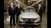 Novo Mercedes Classe C 2015 começa a ser produzido na África do Sul