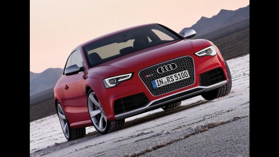 Análise CARPLACE: Audi A5 supera Camaro e lidera entre esportivos em julho