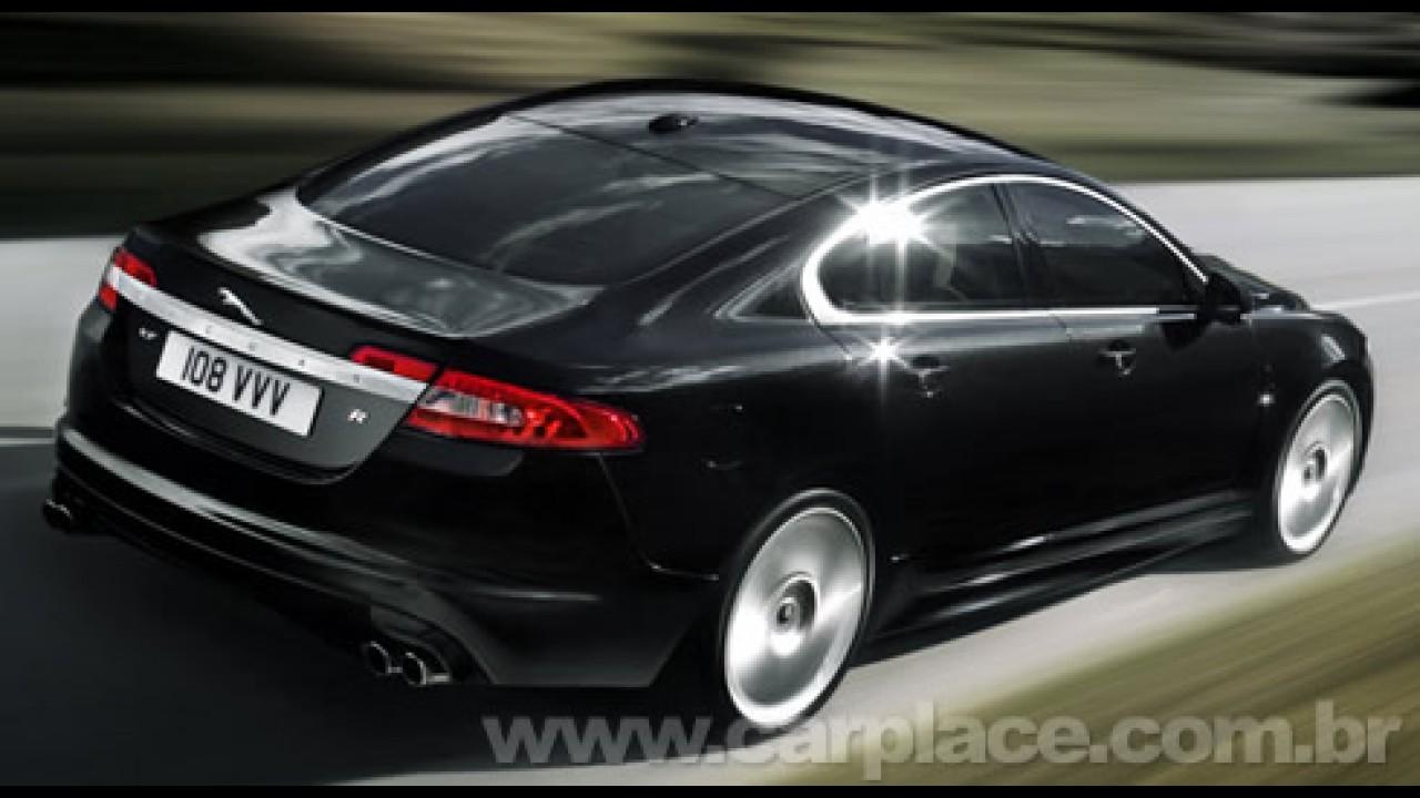 Jaguar anuncia lançamento dos novos XKR e XFR em agosto no Brasil