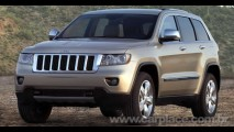 Oficial: Novo Jeep Grand Cherokee 2011 tem novo visual e plataforma do Mercedes ML