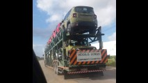 Flagra! Jeep Renegade já anda de cegonha em Pernambuco