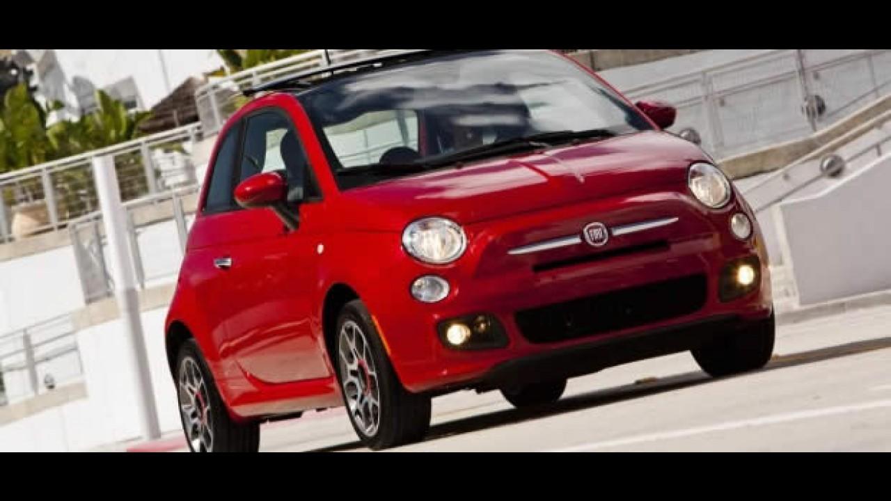 Itália, agosto: Fiat Punto lidera e Ford Fiesta chega ao pódio