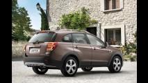 Chevrolet confirma apresentação da Captiva reestilizada no Salão de Genebra