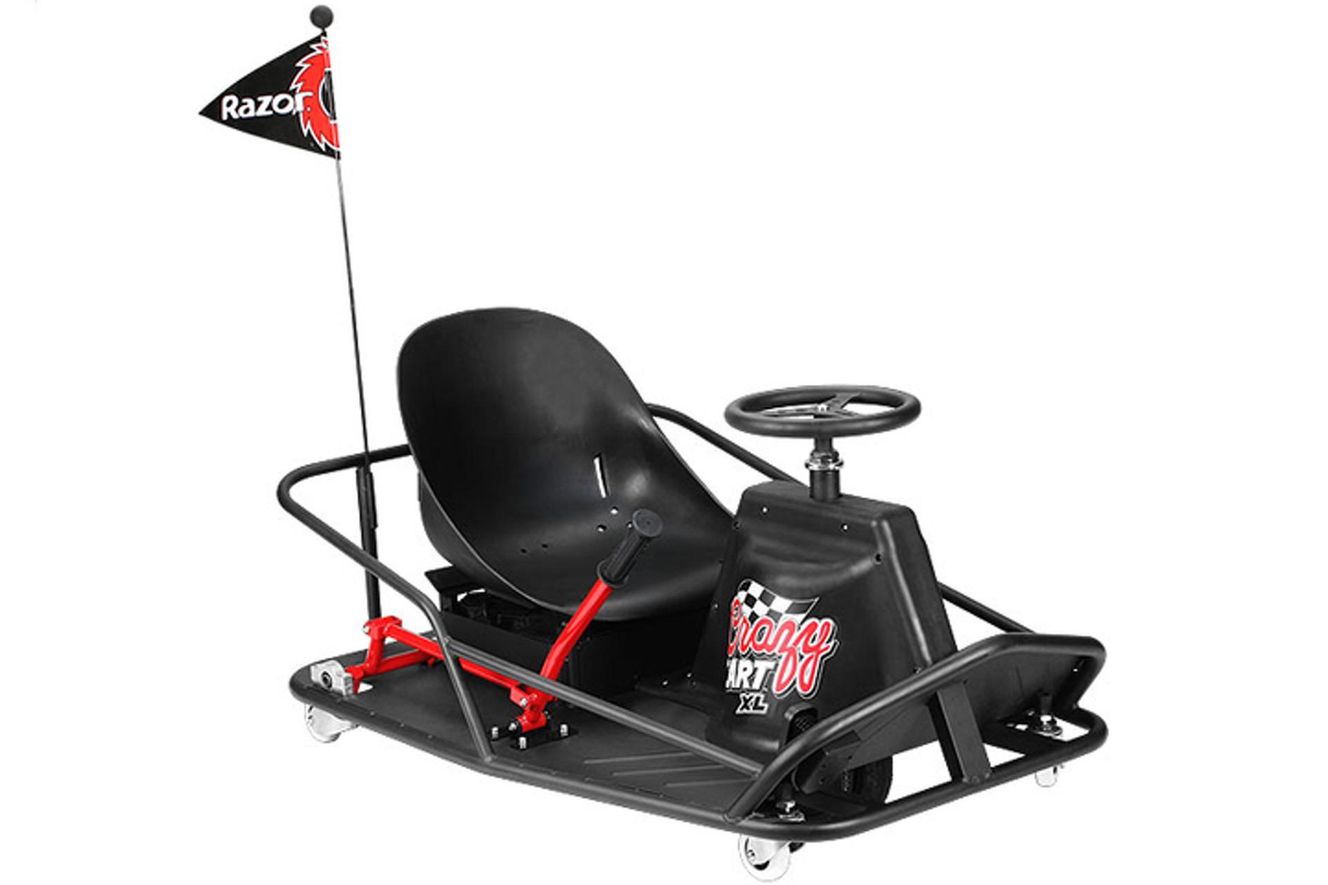 The New Razor Crazy Cart Shift Makes Drifting Easy for Kids