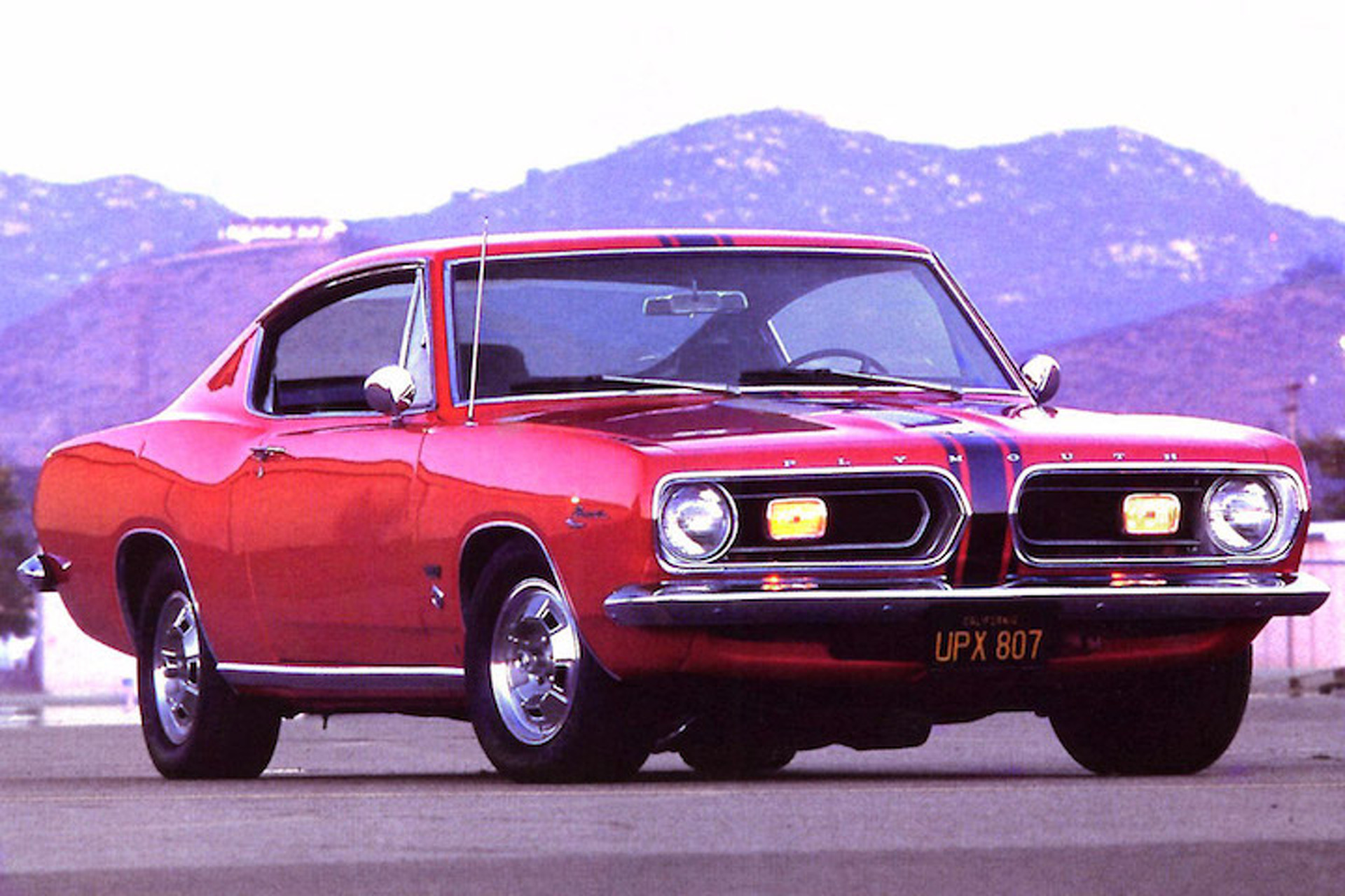 History of the Plymouth Barracuda: A Muscle Car in Search