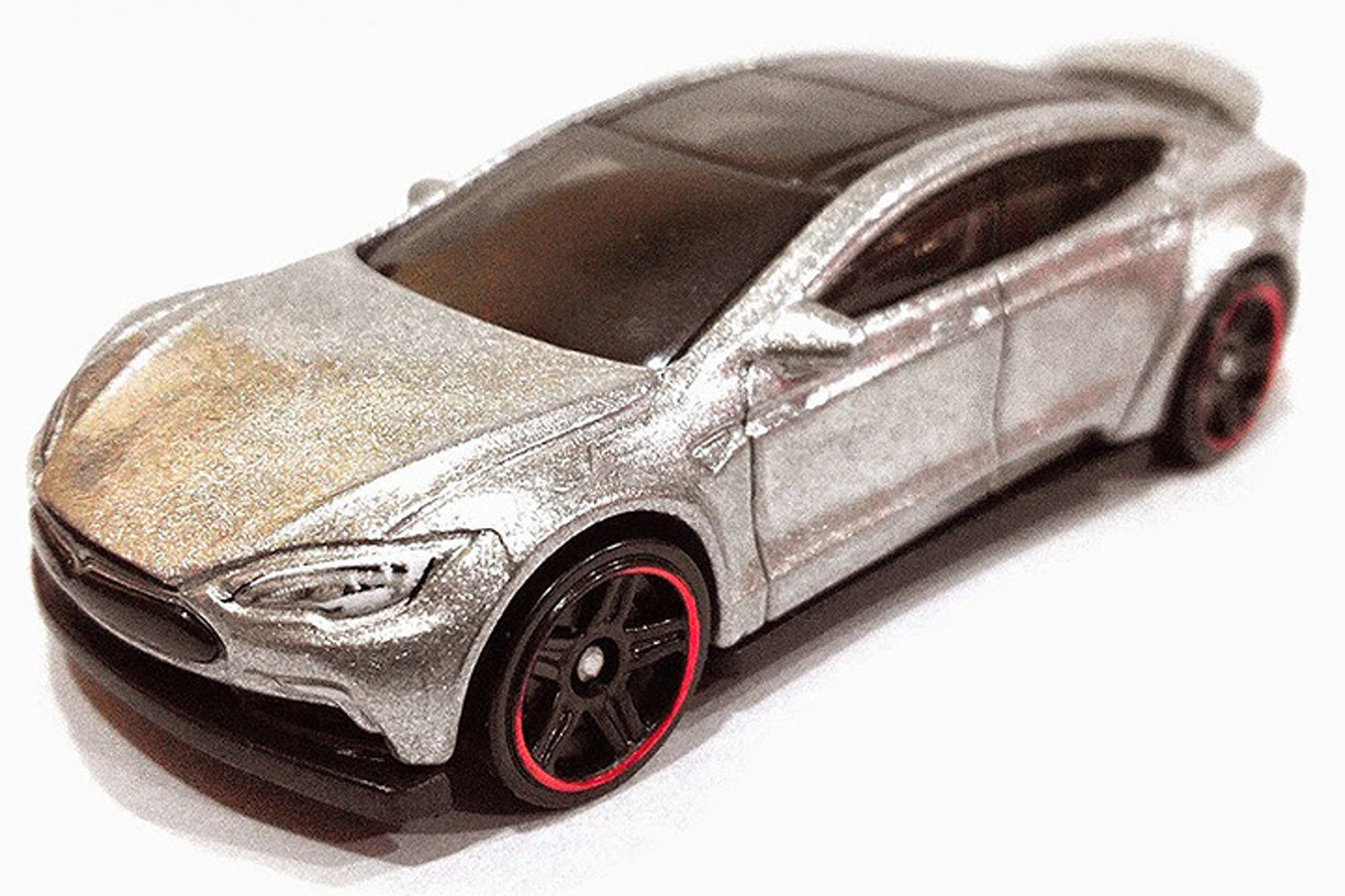 The Hot Wheels Tesla Model S is the Cheapest Way To Pay Elon Musk