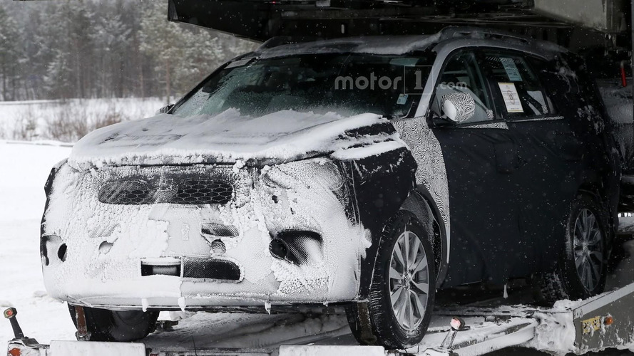 Kia Sorento slated for a significant facelift
