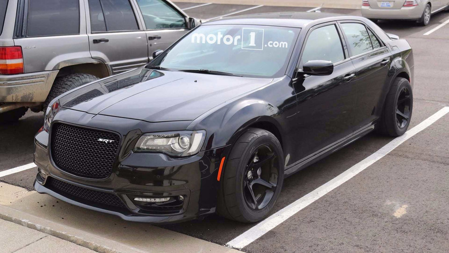 Hellcat All The Things! Chrysler 300 Spied With Telltale Clues