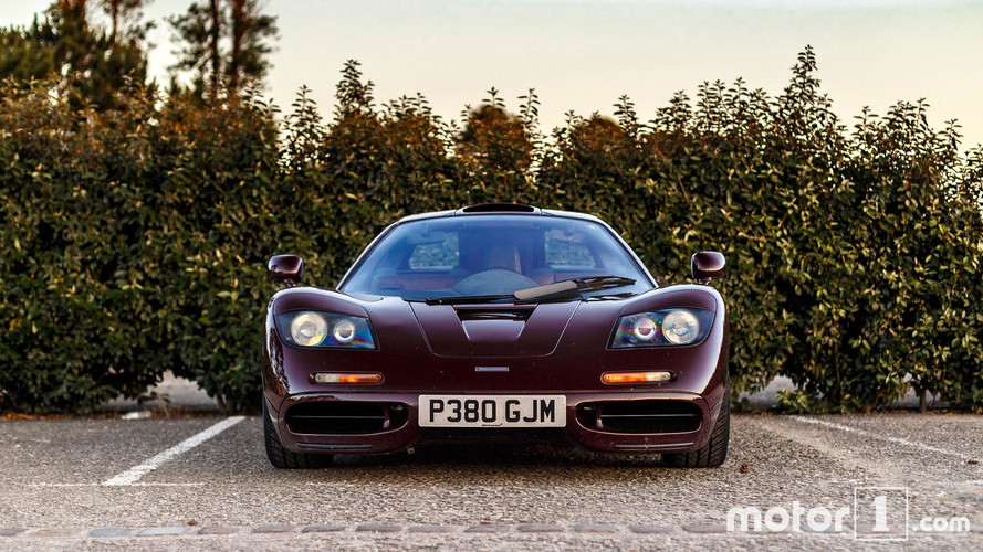McLaren F1, un icono de la década de los noventa