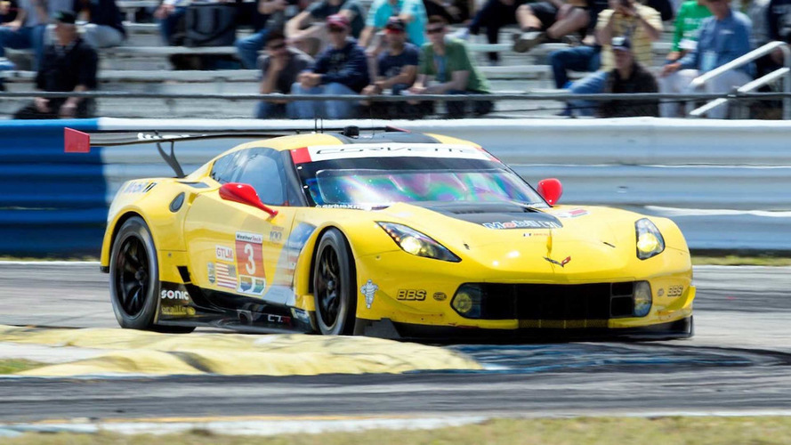 Antonio García gana las 12 Horas de Sebring en la categoría GT