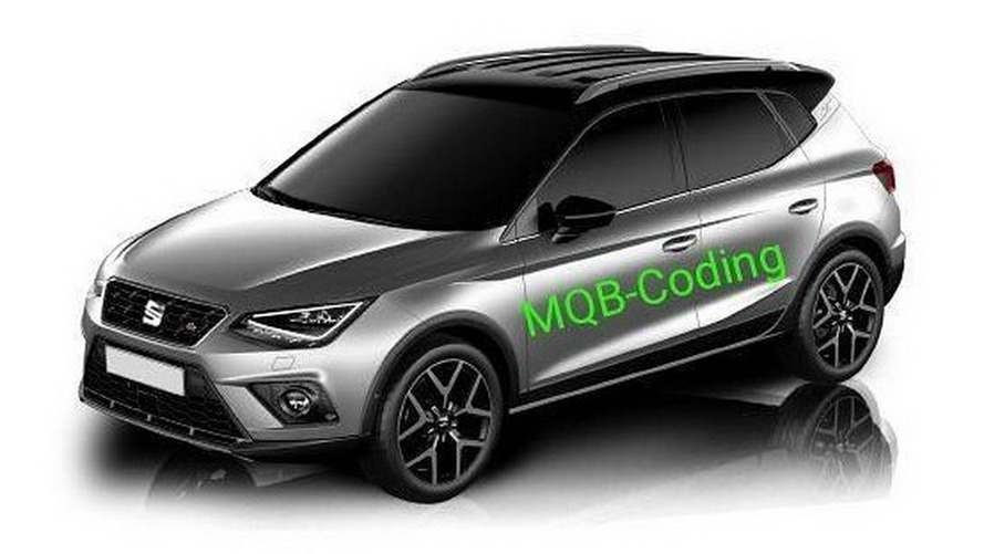Upcoming Seat Arona Mini SUV Spotted Without Disguise