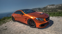 Mercedes-AMG S63 Coupe By Fostla
