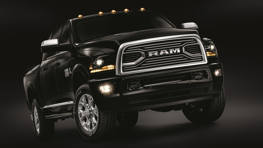 Ram Tungsten Edition Pickups Give Opulent Cabins To Tough Trucks