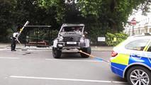 Brabus G500 Versus Toyota Prius