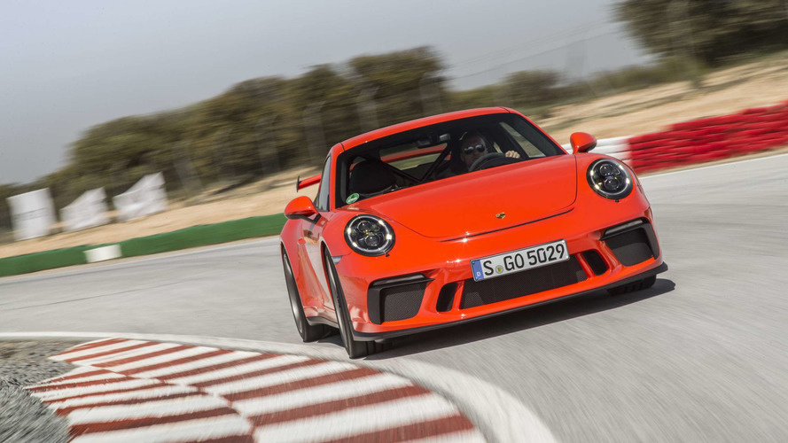 This First-Ever Porsche 911 GT3 RS 6-Speed Conversion Cost $45K