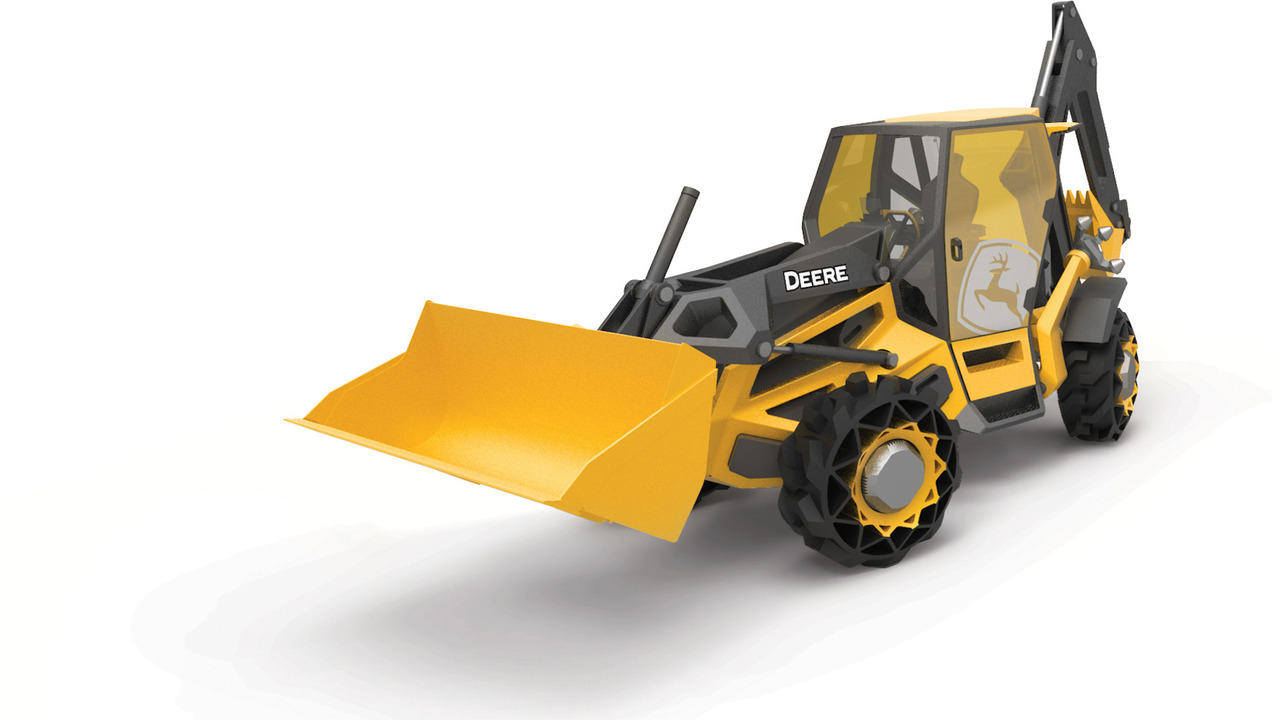BMW Backhoe Concept
