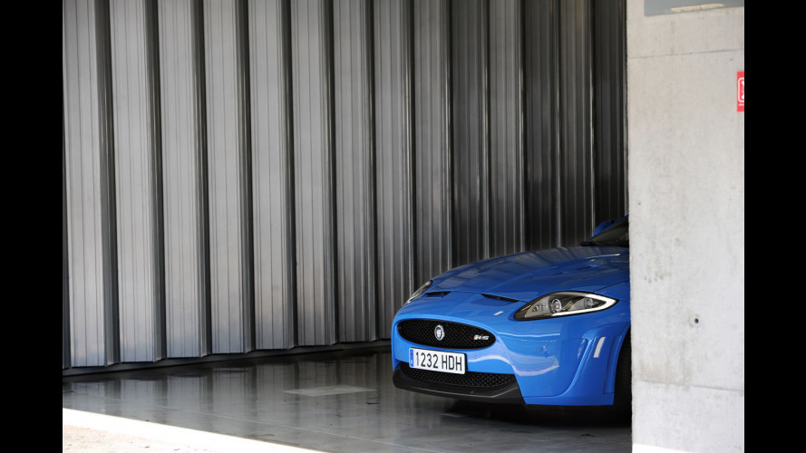 Jaguar XJ Supercharged Supersport