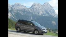 In Alto Agide con la Volkswagen Touran 1.4 TSI EcoFuel